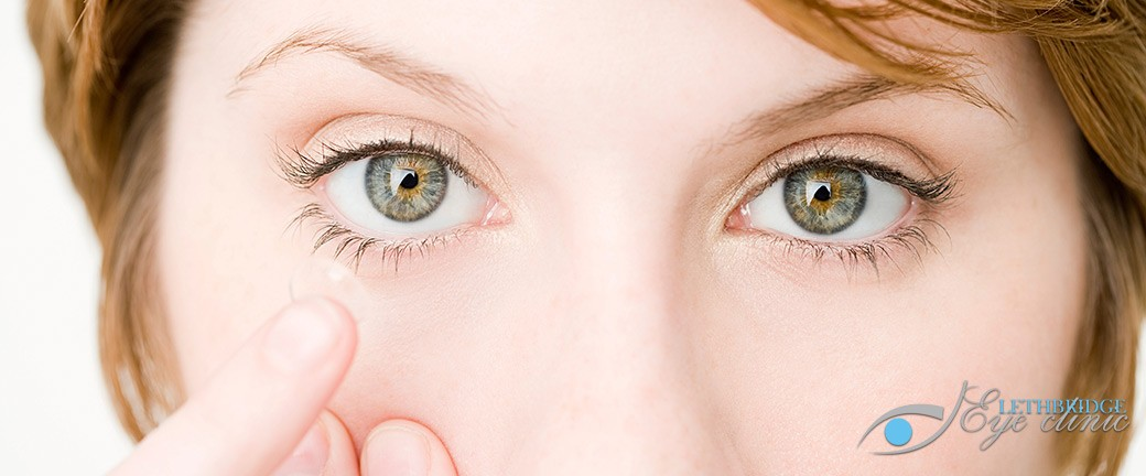 Contact Lens Fitting Lethbridge