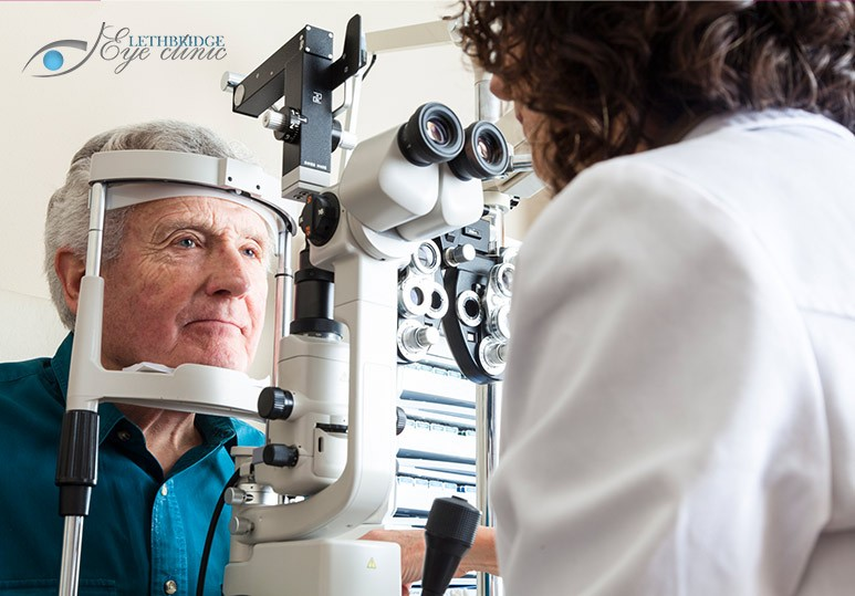 Lethbridge Eye Exam